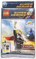 """Конструктор для детей от 6 лет """"Тор"""" JLB Super Heroes Thor"""