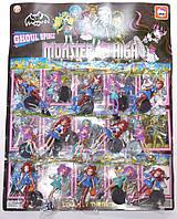 """Набор кукол для детей от 3 лет """"Школа Монстров""""  Monster High Ghoul Spirit"""