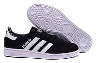 Кроссовки Adidas Spezial Black White OG