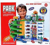 Детский паркинг «Мега парковка»