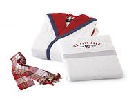 U.S.Polo Assn - Набор Nebraska халат,полотенце 50*90, 70*140, хамам XS/S