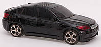 Портативная колонка в виде машинки BMW X6  c MP3 плеером и FM радио