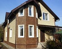 Утепление дома сайдингом Alta Profil