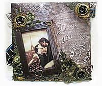 Романтическая фоторамка Оригинальный подарок женщине девушке на 8 марта