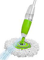 Швабра спрей с распылителем Healthy Spray Mop