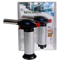 Горелка газовая с баллоном Turbo Torch BS-600