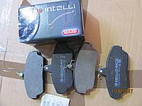Колодки перед тормозные Волга 3110, 31105 Газель 3302, 2705, 2217 Интелли 4 шт.