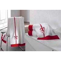 Полотенце брендовое Ferarri 50x90
