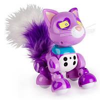 Робот-кошечка с пушистым хвостом Meowzies