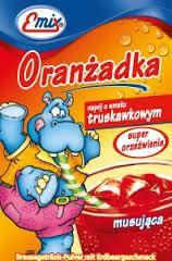 """Напиток """"Oranzadka"""" клубника"""