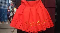 Этно юбка для девочек украиночка