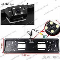 Камера заднего/переднего вида iDial ЕТ-685/S