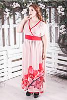 Вечернее платье длиной в пол №1928