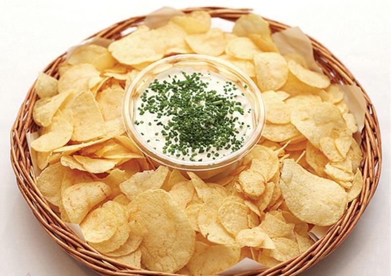 Форма для приготовления домашних чипсов (Чипсница)
