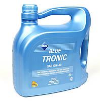 Масло Blue Tronic 10W40, 4L  VW 501 00/505 00  MB 229.1