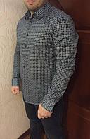 Рубашка Eskola с длинным рукавом(2425)