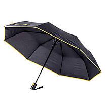 Зонт складной  полуавтомат под нанесение, фото 2