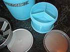 Смарт Шейкер AtomiXX 500мл синий, фото 4