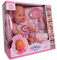 Детский пупсик Baby Born