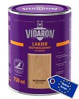 Лак паркетный без грунтовки Vidaron (Видарон) 2,5 л