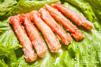Мясо краба (2-я фаланга)