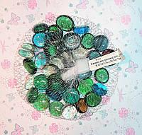 Декоративный стеклянный камень, Эмма, фото 1