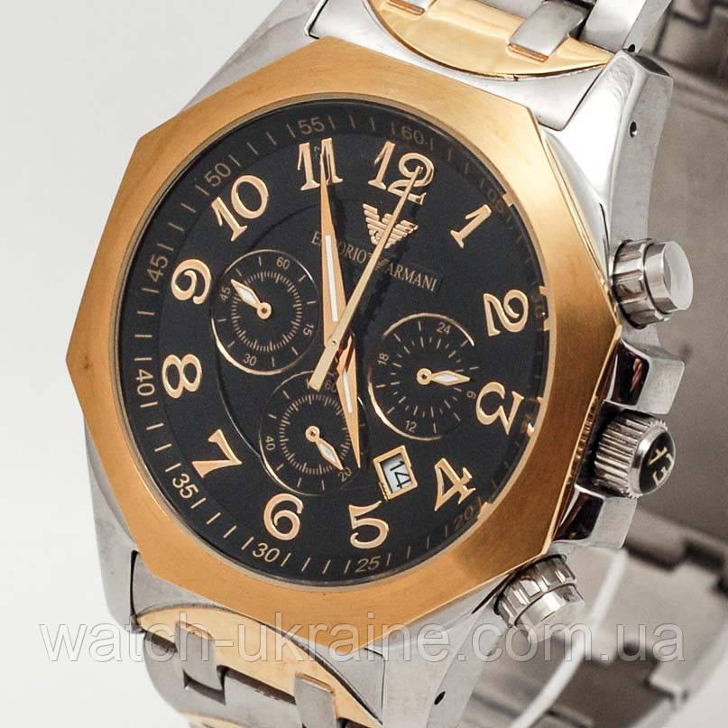 Часы EMPORIO ARMANI кварц.копия.Класс ААА