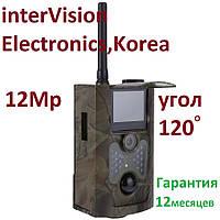 GSM охотничья камера ULTRA-3G.Корея. Фотоловушка невидимая ИК подсветка