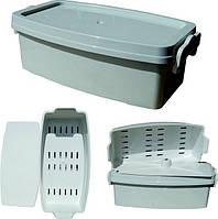 Стерилизатор - контейнер пластмассовый  (для замачивания инструментов)