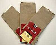 Медицинские носки бежевого цвета для мужчин без резинки