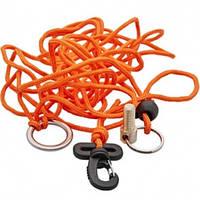 Веревка с карабином для карповых мешков Trakker - SANCTUARY RETENTION SLING CORD