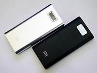Power Bank Xiaomi 28800 mAh 2 USB+LCD-экран Металл