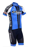 Велоформа Giant 2013 v1 blue bib