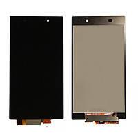 Дисплей для Sony C6902 L39h Xperia Z1/С6903/С6906/С6943 + touchscreen. чрный