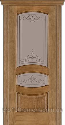 Двері Terminus Caro модель №50 ПГ/ПНО/З (даймон), фото 2