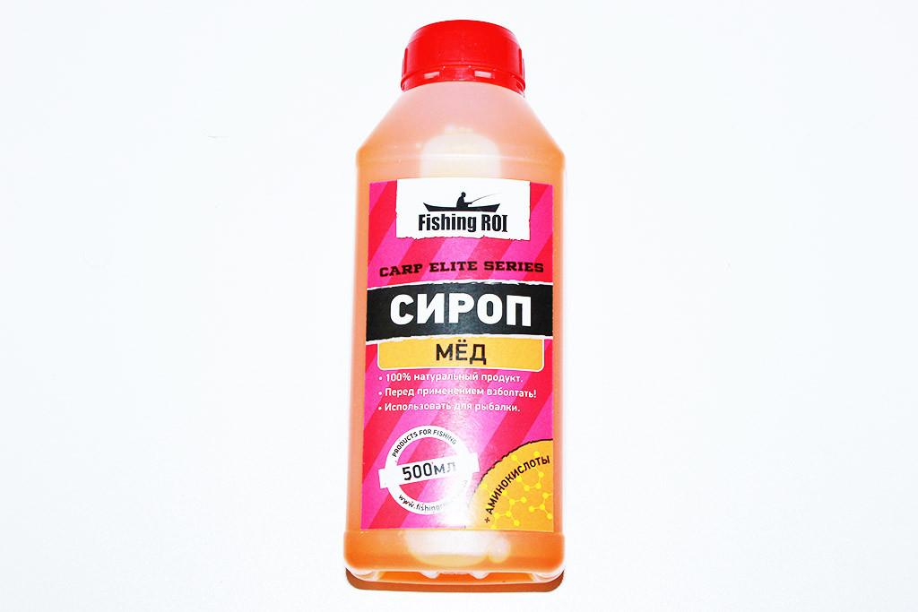 """Сироп """"Мёд"""" (ароматизатор) для рыболовной прикормки"""