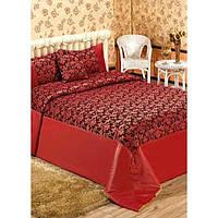 TAC  Покрывало Mardel red (красно-черное) 260х270