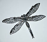 Брошь - стрекоза, фото 3
