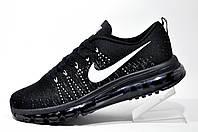 Кроссовки мужские Nike Flyknit Air Max, Black
