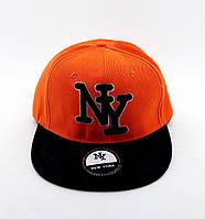 Snapbak бейсболка с прямым козырьком 55-62 размер