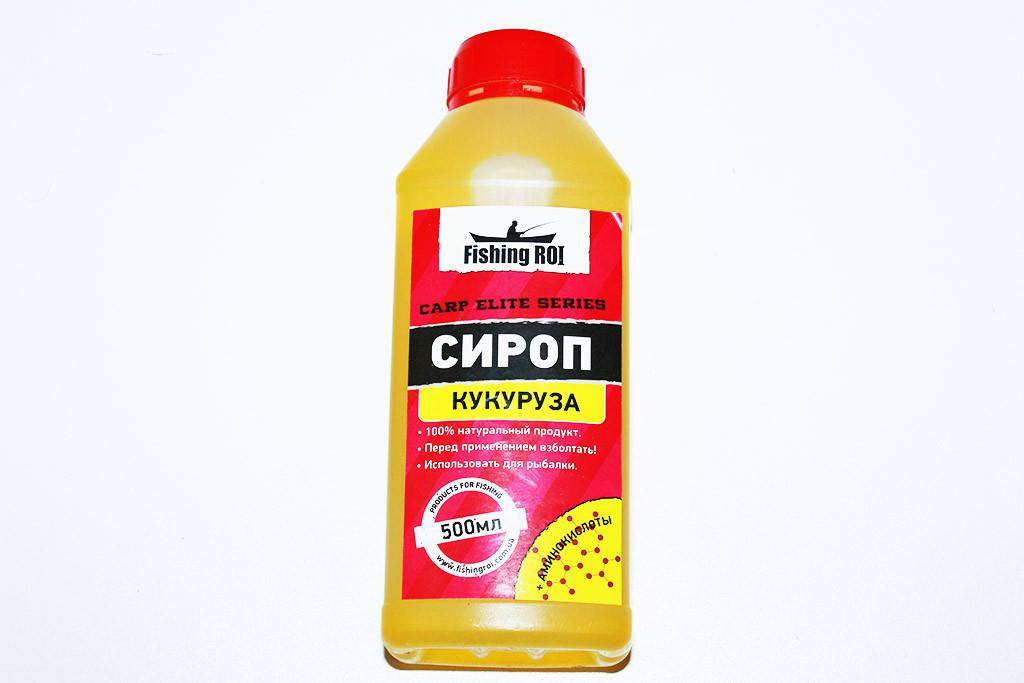"""Сироп """"Кукуруза"""" (ароматизатор) для рыболовной прикормки"""