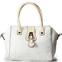 Женская сумка Gilda Tohetti белый цвет