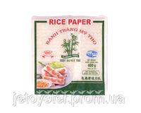 Рисовая бумага вьетнамская квадратная 22см