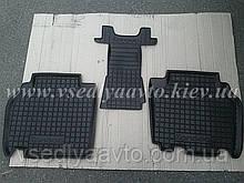 Задние коврики в салон RENAULT Kangoo с 2008 г. (AVTO-GUMM)