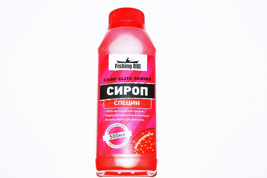 "Сироп ""Специи"" (ароматизатор) для рыболовной прикормки"