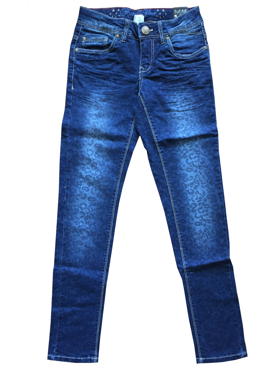 Стильные подростковые джинсы на девочку C&A Германия Размер 146
