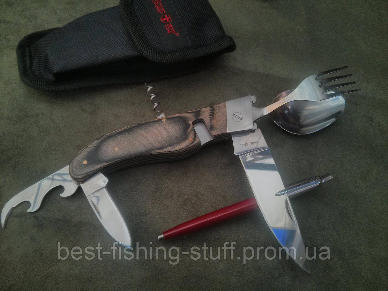 Нож многофункциональный 34ТК-Р
