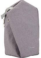 """Стильный рюкзак-бизнес 14 л для ноутбука 15,6"""" Kite K17-1011M Серый"""