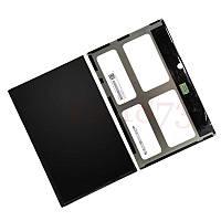 Дисплей (экран) Lenovo B8000 Yoga Tablet 10 с сенсором (тачскрином) черный Оригинал