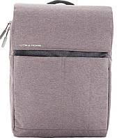 "Классический бизнес-рюкзак 13 л для ноутбука 17"" Kite K17-1012M Серый"